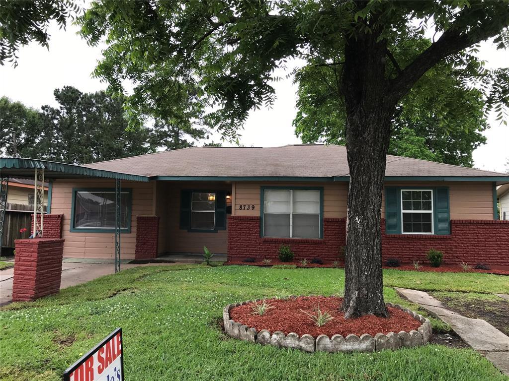 8739 Fannette Street, Houston, TX 77029