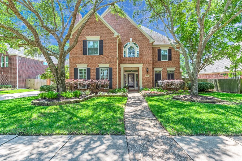 This one has it all!  A true Custom Home in sought after South Lake Village/Cinco Ranch.  In a quiet, gated neighborhood on Cul de sac with Pool, Spa and Waterfall.  Extensive updates throughout this impeccably maintained one owner home.  Beautiful Wood floors, Custom molding like no other, Updated kitchen and Baths, Recent roof, high efficiency Tran AC, Double paned windows, recent appliances and resurfaced pool.  A custom kitchen for the chef in the family that opens to the family room for great entertaining.  Wonderful storage thoughout home  with a Texas Basement off Gameroom.  Large laundry room with extra storage and a sink! Study could be living room or music room.  Zoned to some of the best KISD schools and on the bus route.  Walk to Beach Club, Park, Tennis, Golf, School, Shopping and Restaurants.  Only the best of everything in this home and it shows! NO Flooding--high and dry!  Low taxes.