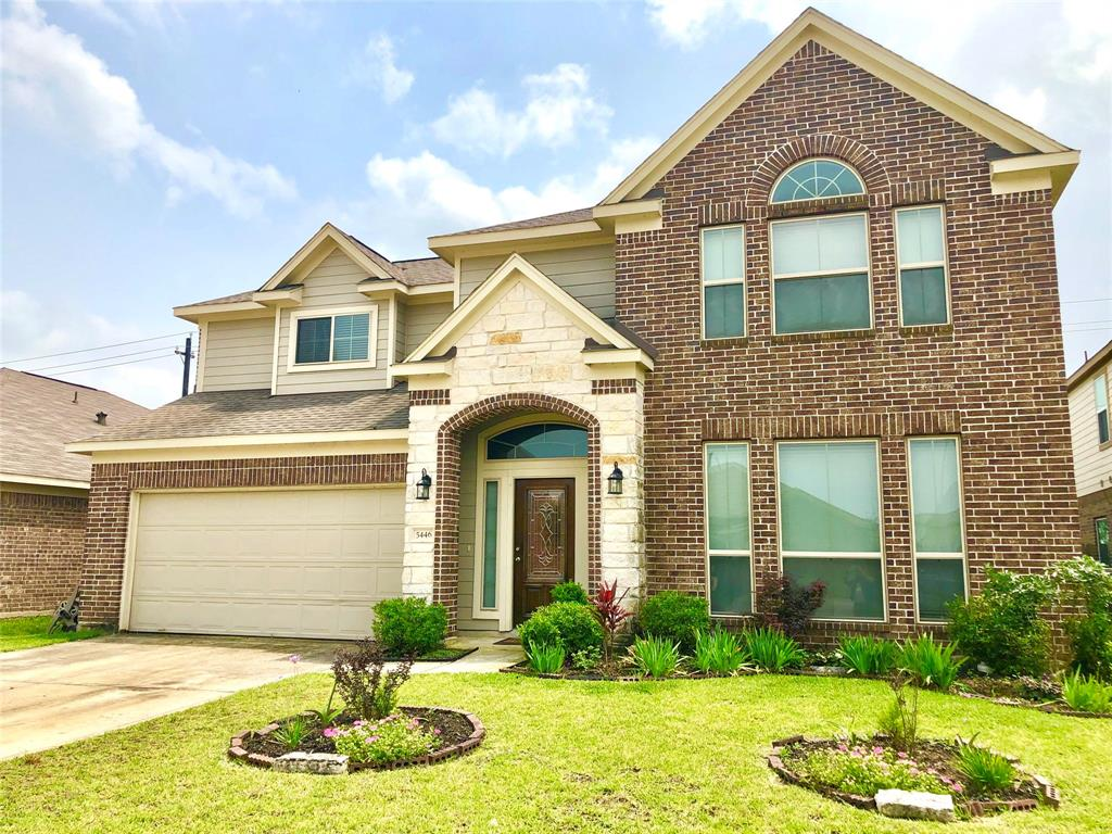 5446 Peppermint Lane, Baytown, TX 77521