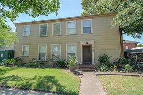 919 Marshall Street #4, Houston, TX 77006