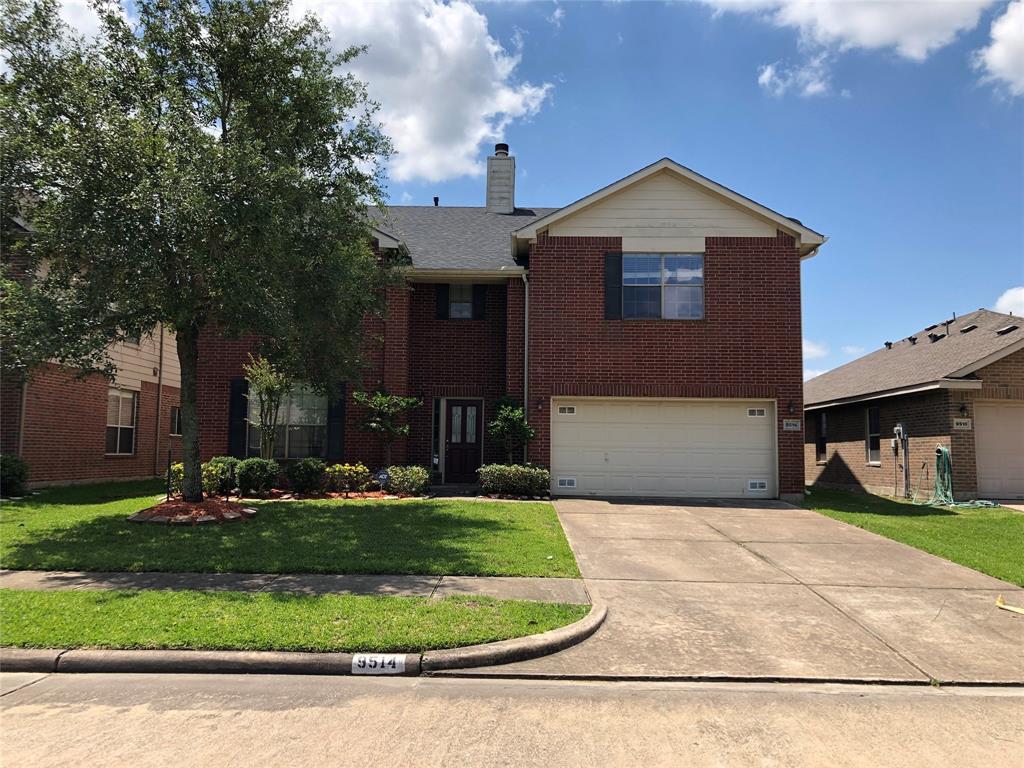 9514 Sedge Wren Court, Houston, TX 77083