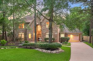 127 Split Rock Road, The Woodlands, TX 77381