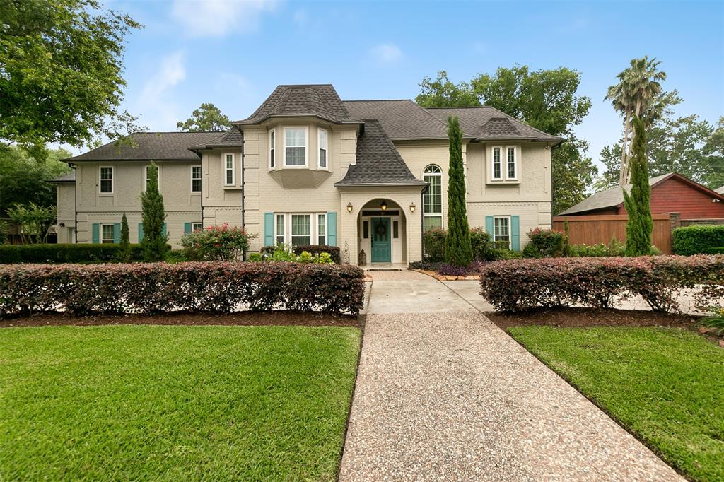 Unique and stunning home in Champion Forest in an older established neighborhood right in the heart of Champion Forest across from the Golf Course. Short distance to all the neighborhood amenities and schools as well as dynamic shopping, dining and entertainment options. No flooding from Harvey. This house has 7 bedrooms and 5 full baths plus 2 half baths, a 4 car garage, and a private pool in a setting that includes an outdoor kitchen that makes entertaining easy. The gigantic island kitchen provides plenty of storage as well as multiple seating configurations for dining.  Update windows and finishes throughout the home including a large media room.  Convenient access to 249, Beltway 8, Grand Parkway and I-45. This is a one of a kind home that you will want to view to really appreciate.