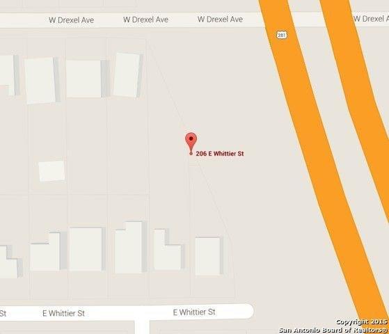 206 E Whittier Street, San Antonio, TX 78210