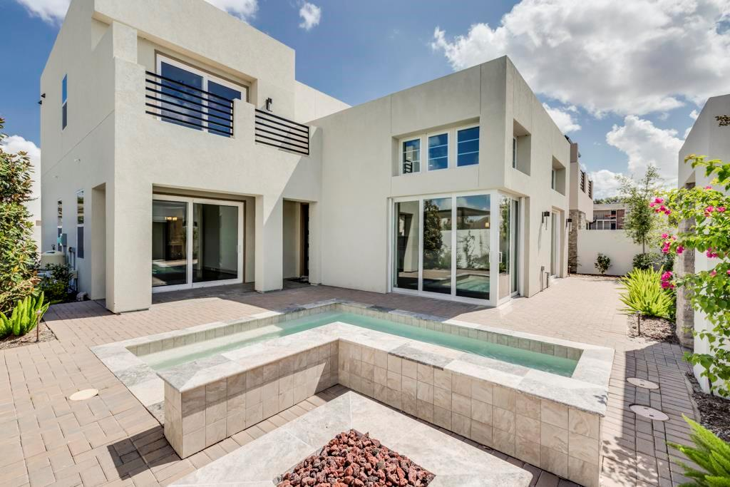 Named 2017's Residential Community of the Year, adjacent to Royal Oaks Country Club, & only 6.5 miles from the Galleria! Luxury living at its finest with European Eggersmann cabinetry, Miele Appliances, spa pool, & Control4 home automation. LEED Certified; spray foam, cellulose, tankless water heater. Stately 1st floor master bedroom with spa en-suite. Enjoy the privacy of a Guard Gated Community, clubhouse, & fitness center. Incredible lock & leave maintenance free home minutes from Houston's Energy Corridor. Save thousands per year with NO MUD TAX!