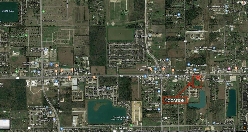 6826 Broadway Street, Pearland, TX 77581