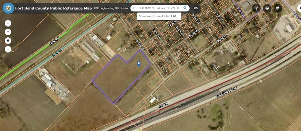 216 S 8th Street, Beasley, TX 77417