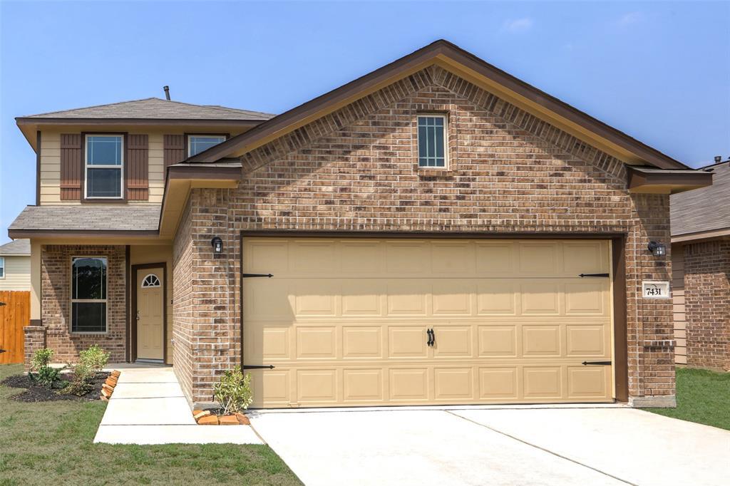 7426 Wheatley Gardens Drive, Houston, TX 77016