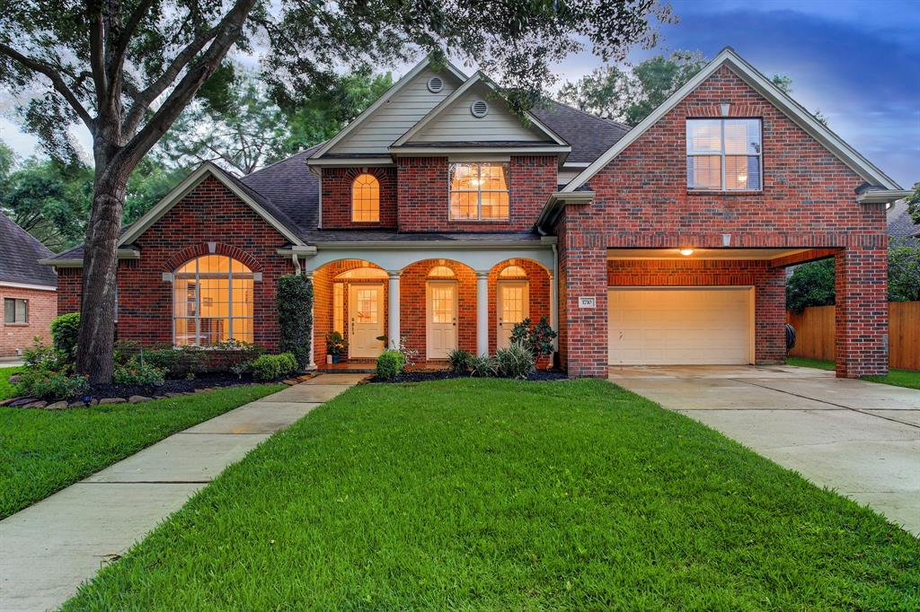 This incredible home boasts 5 bedrooms (mother in law suite or large gameroom on 2nd floor), 4 1/2 baths and three versatile living spaces, a formal dining and study. A resort style pool, hot tub, outdoor kitchen and a mosquito system were all recently added in 2017. A light and bright updated kitchen, large laundry room with a utility sink, water softener, recent paint and installed carpet are just a few of the features that set this home apart from the rest. All of this can be found on an oversized lot in the charming neighborhood of Chesterfield that has a low tax rate and HOA fee. HEB is found in walking distance along with other convenient shopping destinations, Minutes to Energy Corridor and quick access to 99 without the Katy congestion. It will be zoned to Beck Jr. starting in the 2019-2020 school year.  This home is truly a dream come true! NO Harvey or previous flooding!! (*per seller)
