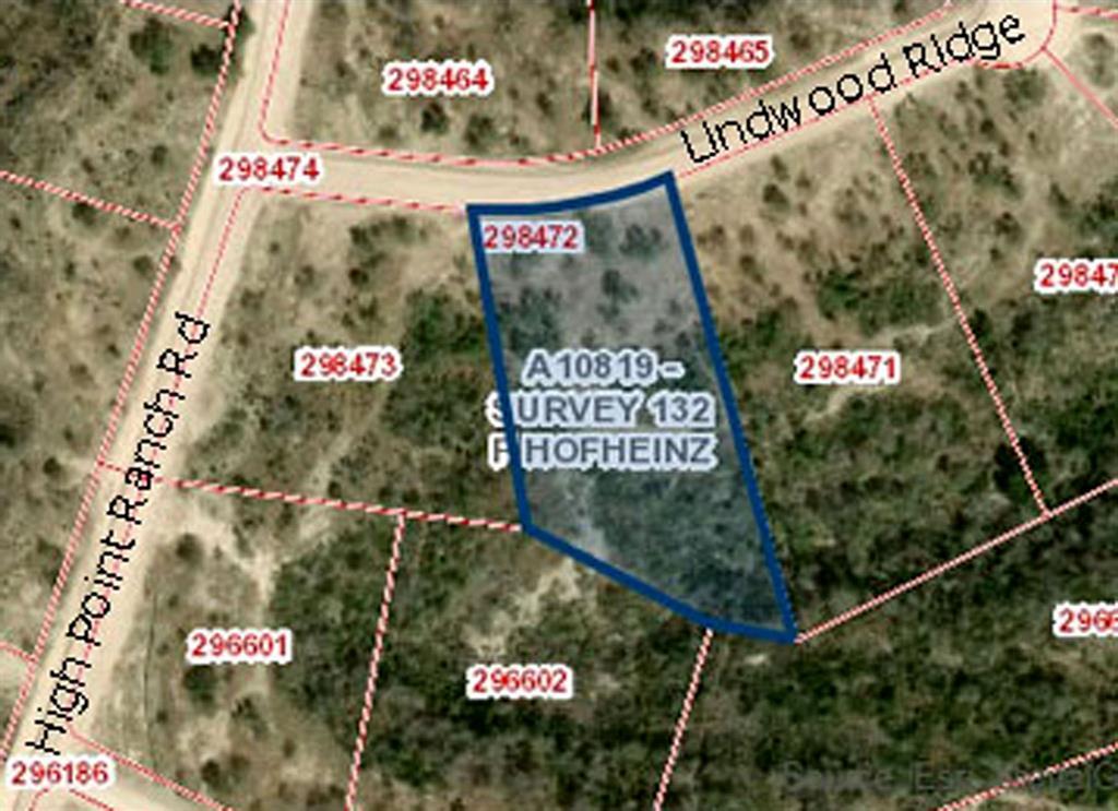 0 Linwood Ridge Road, Boerne, TX 78006