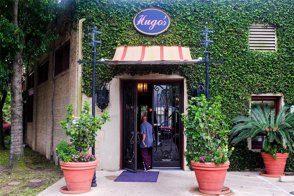 Hugo's, a hugely popular