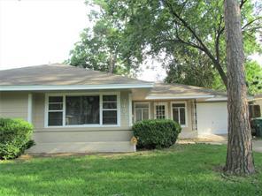 3423 Linkwood Drive, Houston, TX 77025