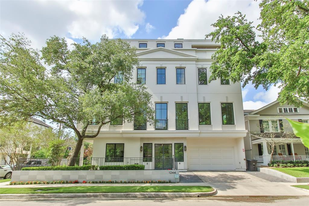 1244 W Pierce Street, Houston, TX 77019