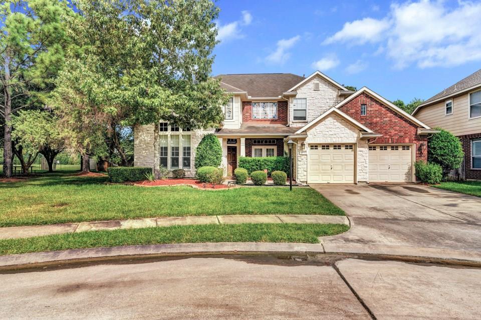 13511 Pemberwick Park Lane, Houston, TX 77070