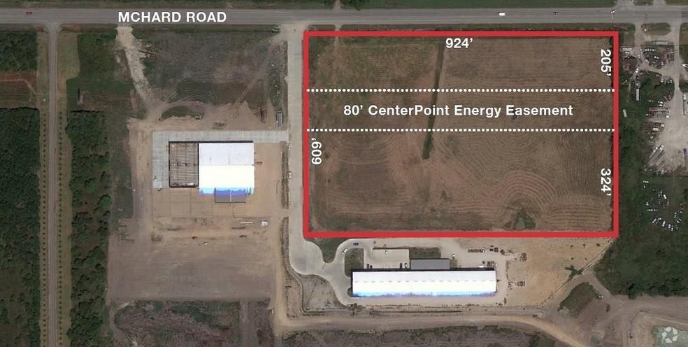6820 McHard Road, Houston, TX 77053