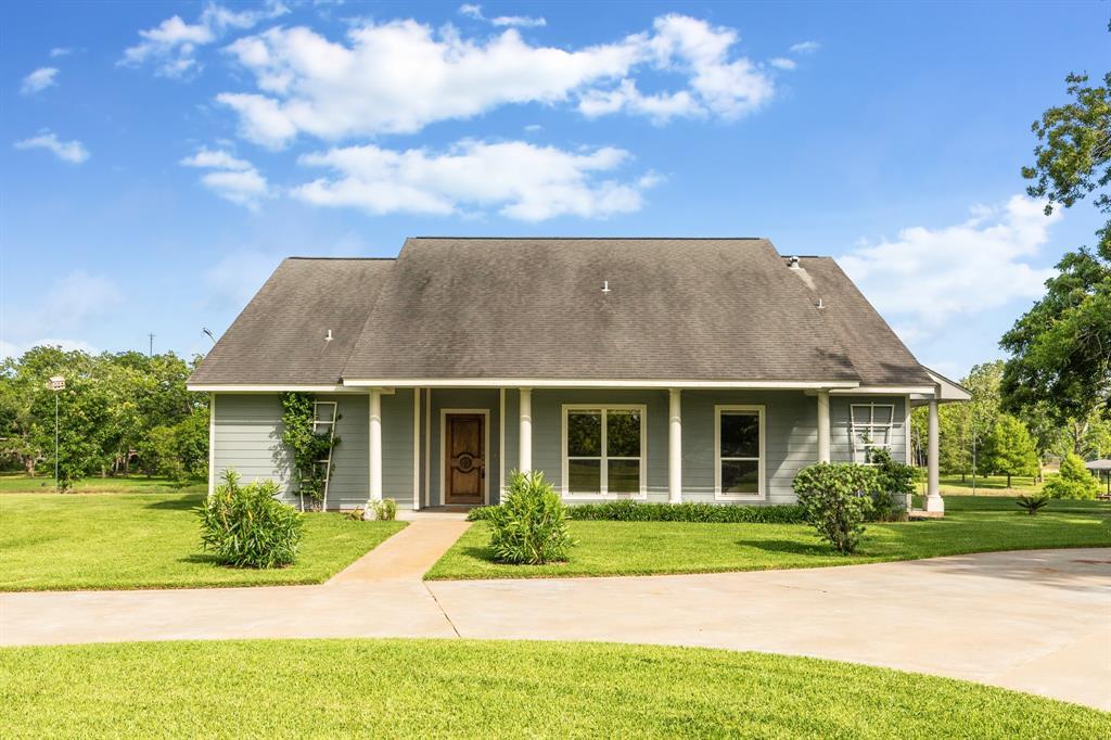 2929 County Road 519, Brazoria, TX 77422