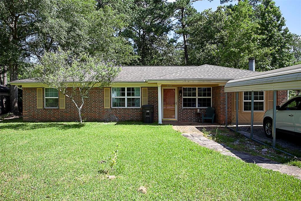 1355 Windwood Drive, Vidor, TX 77662