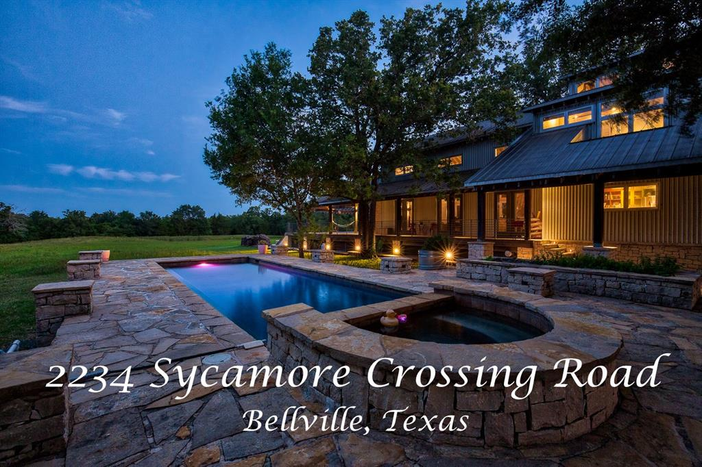 2234 Sycamore Crossing Road, Bellville, TX 77418