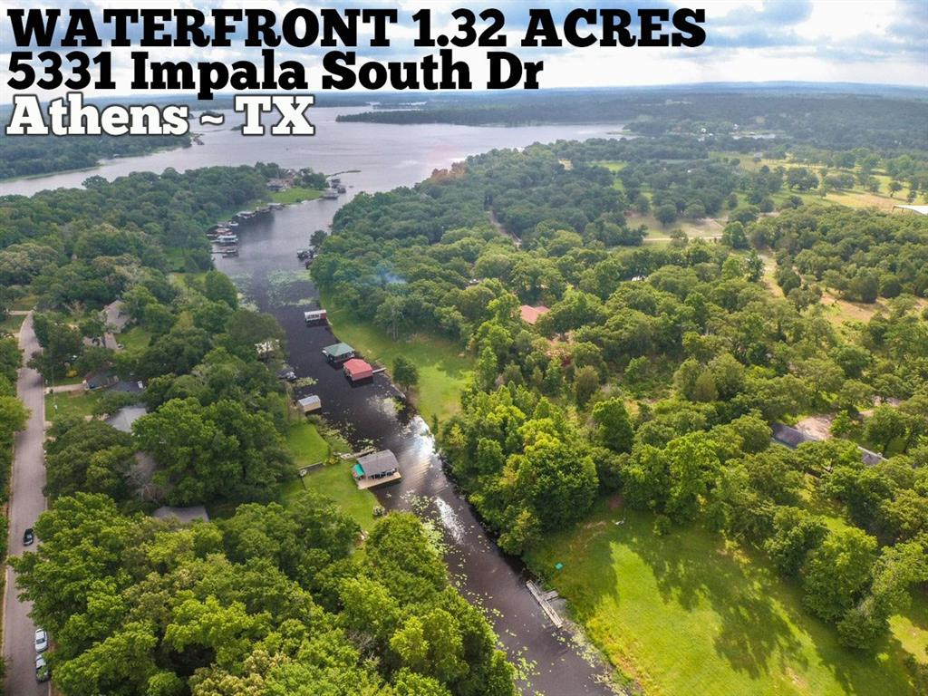 5331 Impala South Road, Athens, TX 75752