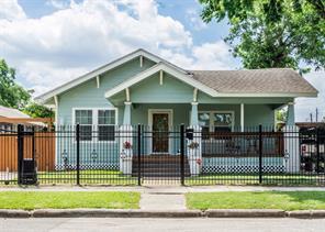 110 Jenkins, Houston TX 77003