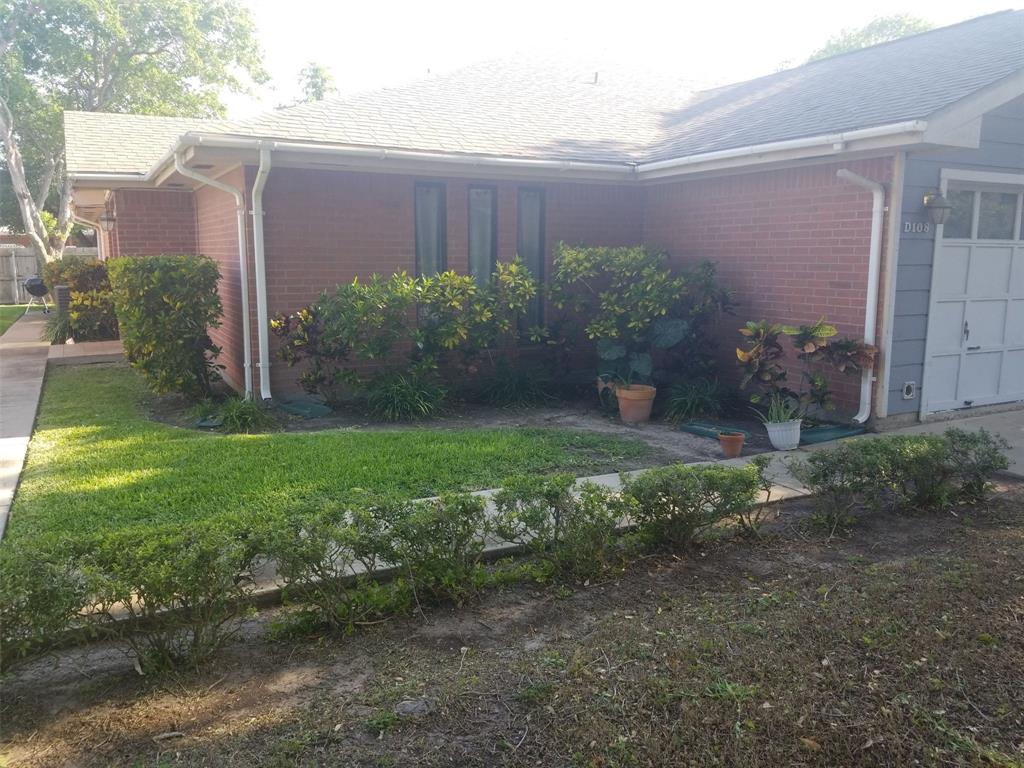 2105 S Cynthia Street D108, McAllen, TX 78503