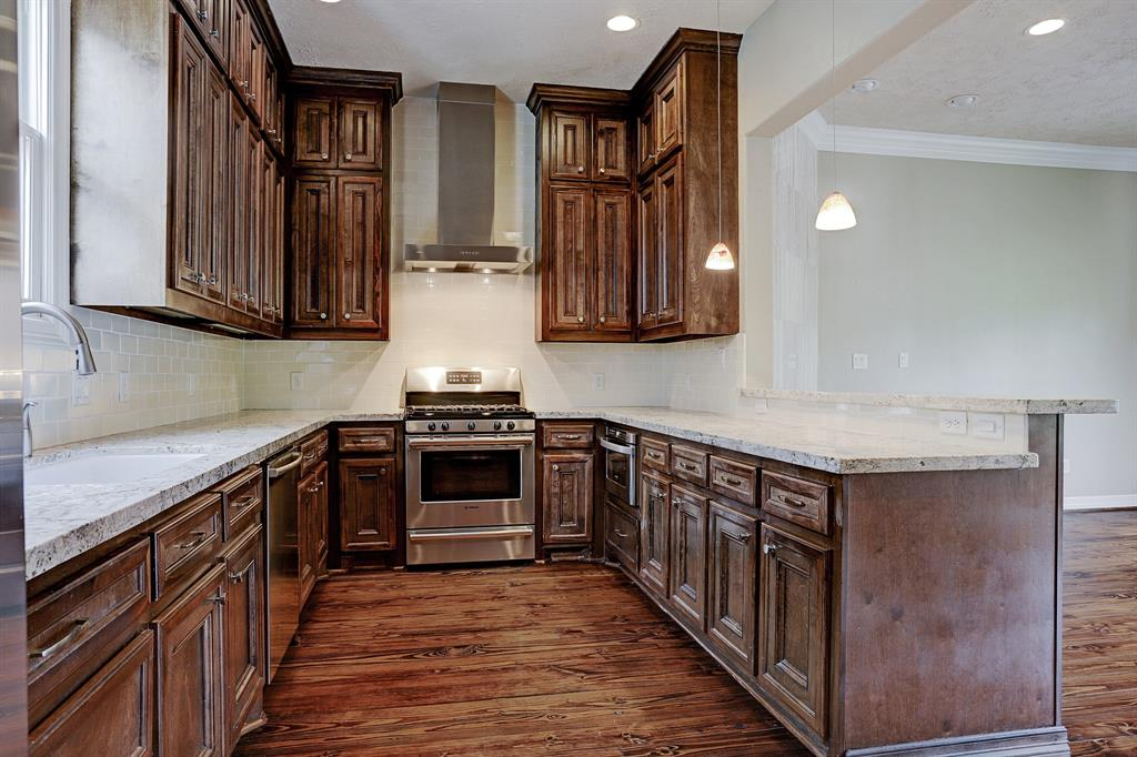Additional view of the kitchen