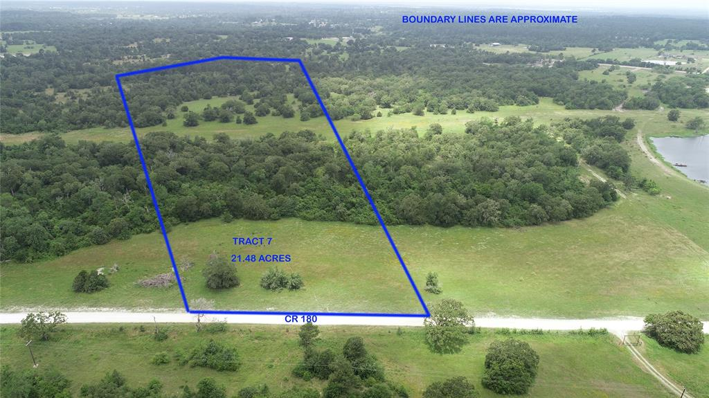 TRACT 7 County Road 180, Anderson, TX 77830