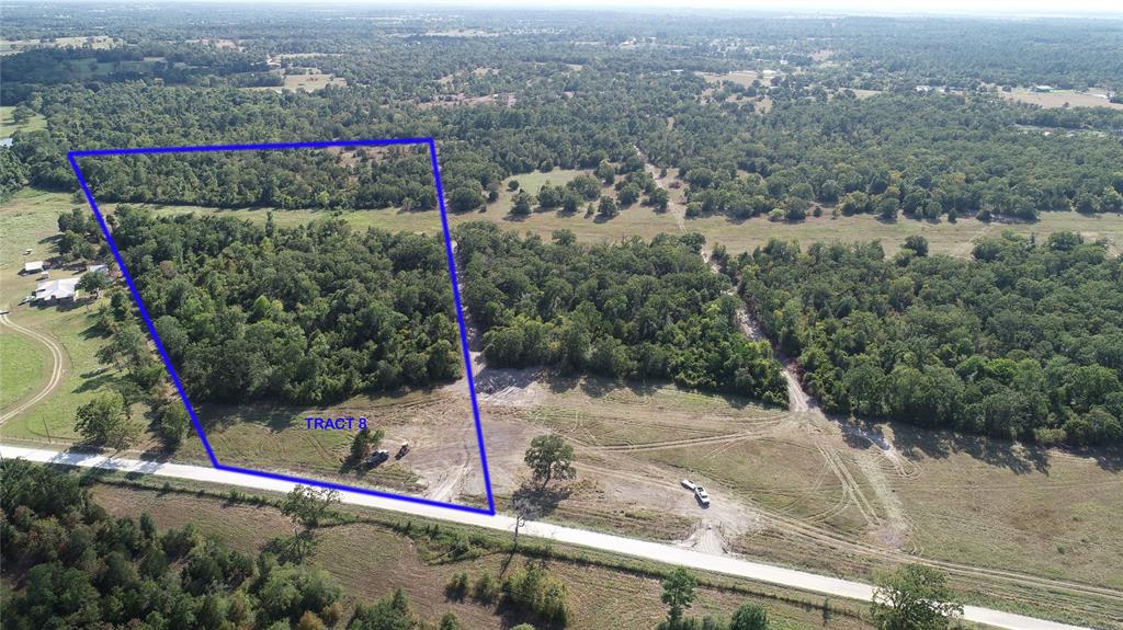 TRACT 8 CR 180, Anderson, TX 77830