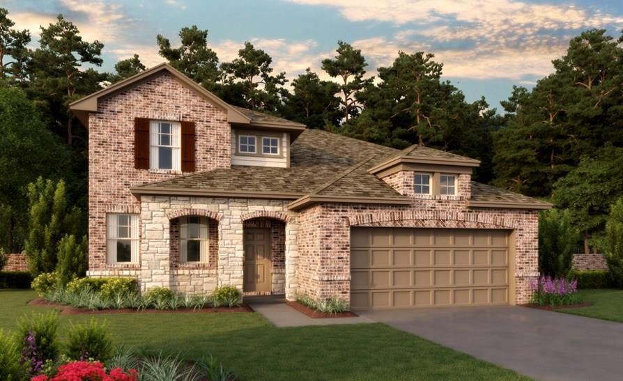 17314 Hartford Field Lane, Hockley, TX 77477