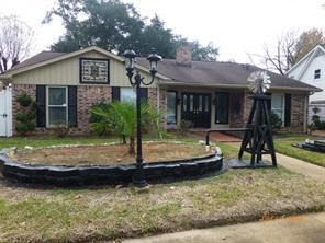 10551 Huntington Way, Houston, TX, 77099