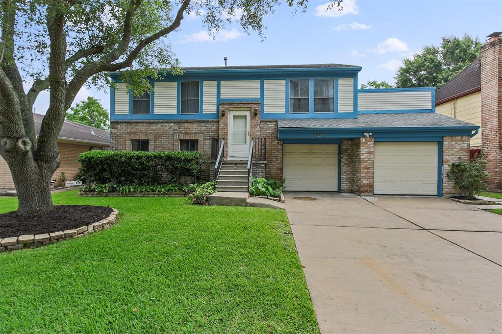 4830 Ridgeton Drive, Houston, TX 77053
