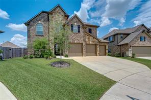 13439 Golden Plantation Lane, Rosharon, TX 77583