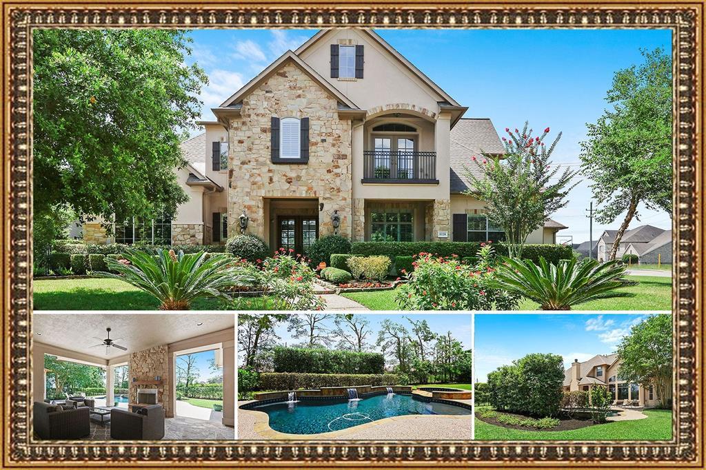 8126 Beckett Creek Lane, Humble, TX 77396