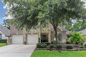 34 Hawthorne Hollow, The Woodlands TX 77384