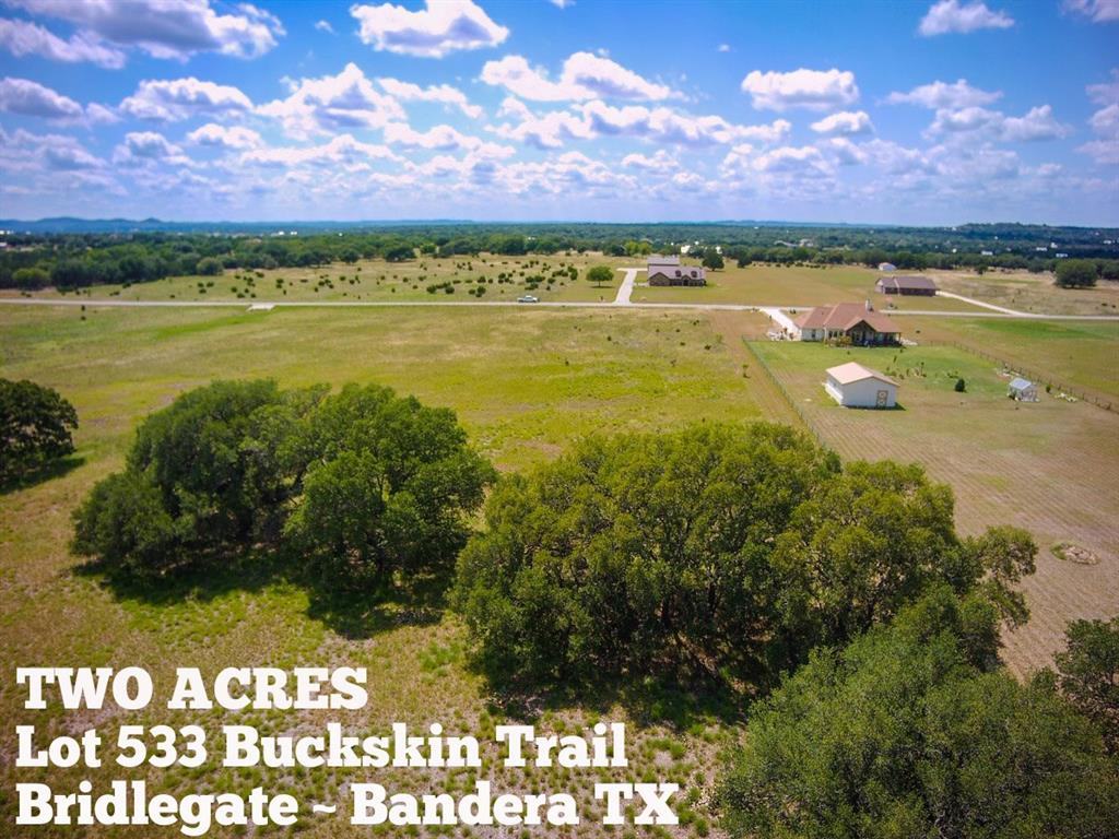 Lot 533 Buckskin Trail, Bandera, TX 78003