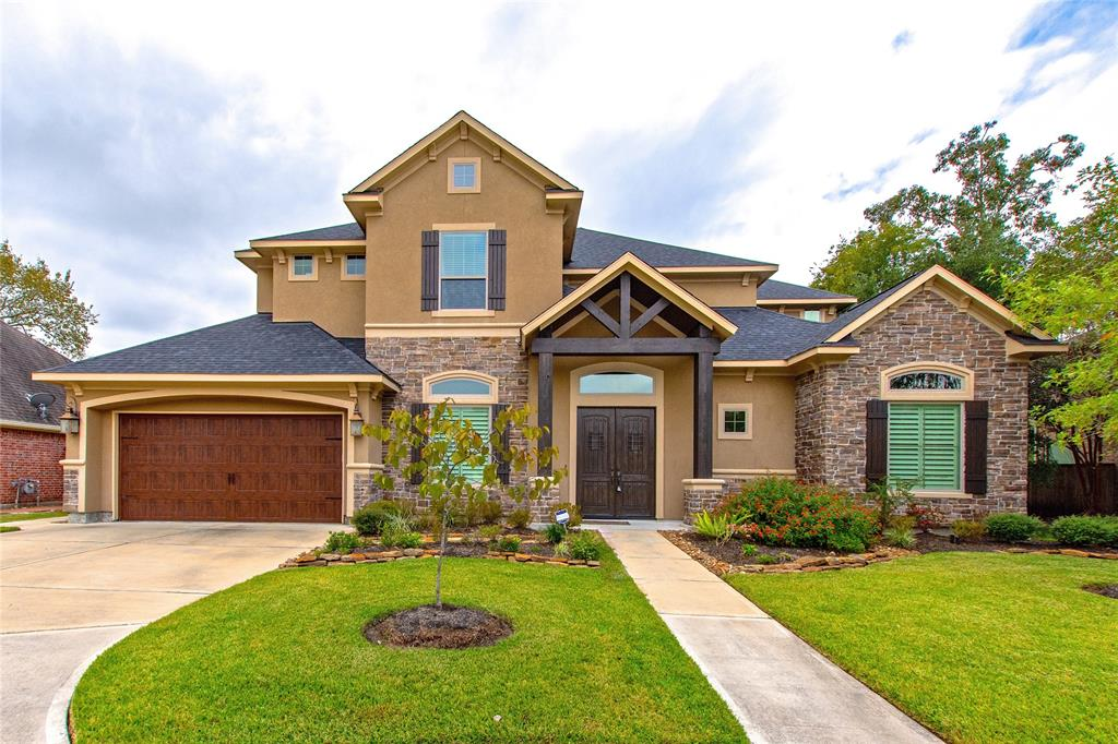 6006 Majestic Hill Court, Kingwood, TX 77345
