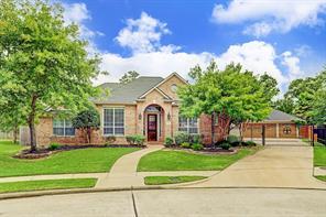 13815 Claymont Hill Drive, Cypress, TX 77429