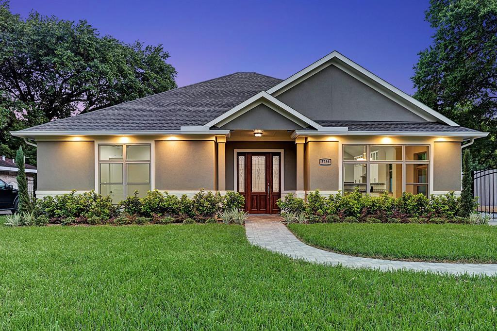 3736 Parkwood Drive, Houston, TX 77021