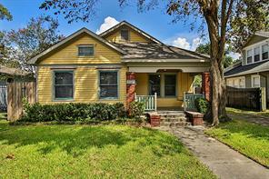 1131 Peddie, Houston, TX, 77009