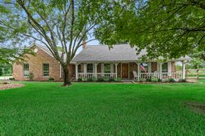 Welcome Home to this gorgeous updated home on 5 acres with a view of Lake Conroe.