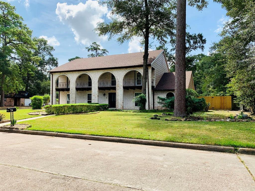 1103 N Manatee Lane, Houston, TX 77090