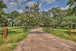 1051 County Road 175, Garwood, TX, 77442