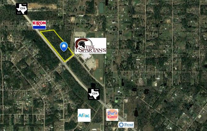 111 FM 1314 Road, Porter, TX 77365