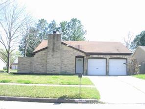 16703 Castle Fraser, Houston TX 77084