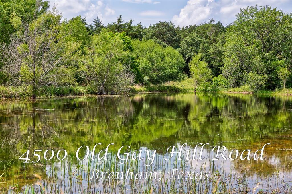 4500 Old Gay Hill Road, Brenham, TX 77833