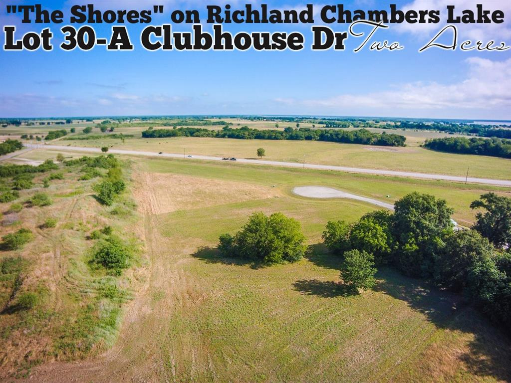 Lot 30-A Clubhouse Drive, Corsicana, TX 75109