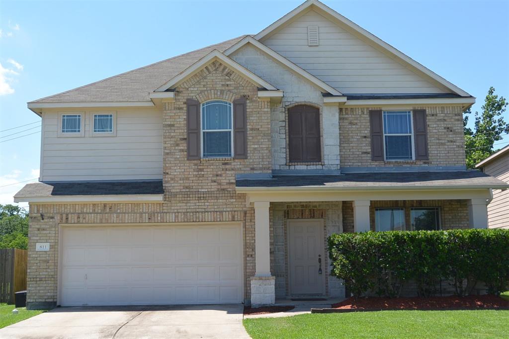 811 Paradise Road, Baytown, TX 77521