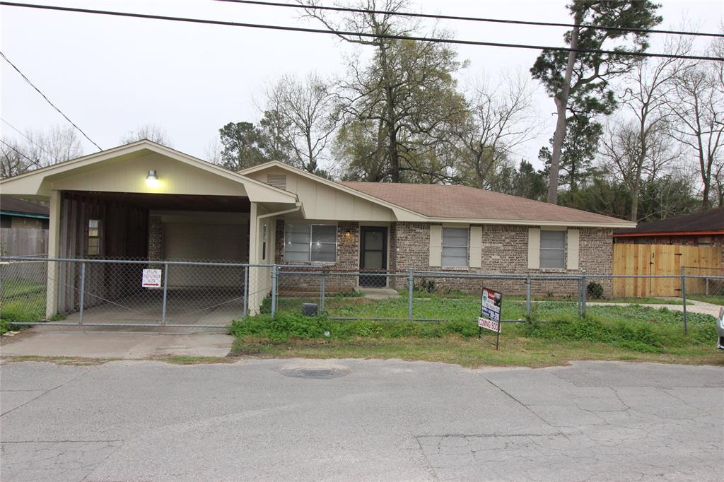 745 W Park Street, Vidor, TX 77662