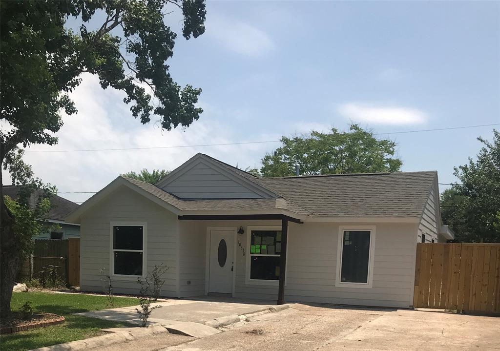10530 Fairfax Street, Houston, TX 77029
