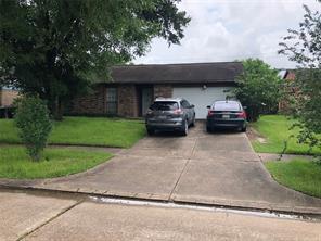 16811 Rapidcreek, Houston TX 77053